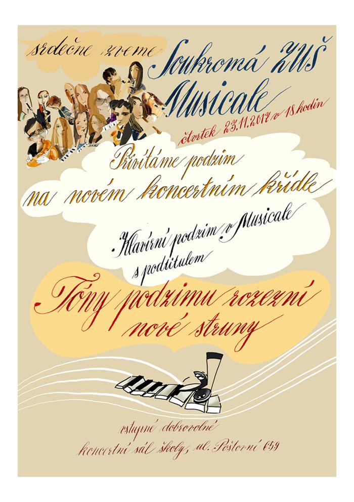Podzim-Musicale