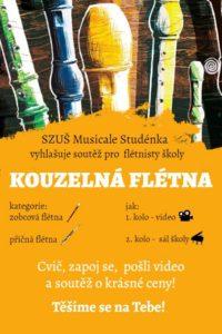 Plakátek flétnová soutěž - kopie
